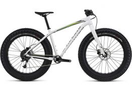 Bicicleta 26 Specialized Fatboy size M blanco-negro-verde  73886